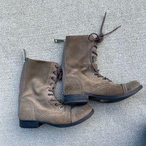 ALDO women's combat boots